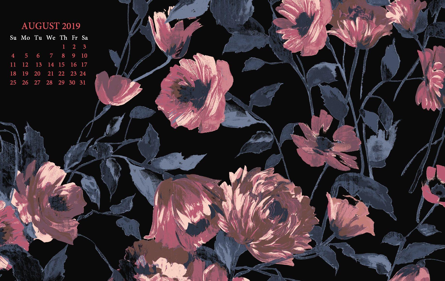 Beautiful August 2019 Desktop Wallpaper