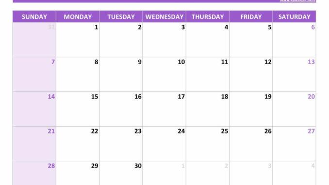 Editable November Calendar 2021